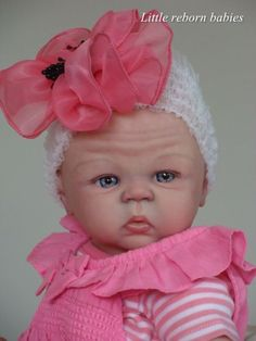 EXQUISITE REBORN DOLL BABY GIRL.DON´T MISS OUT!