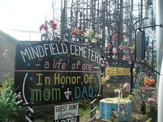 Billy Tripp's Mindfield – Brownsville, Tennessee | Atlas Obscura
