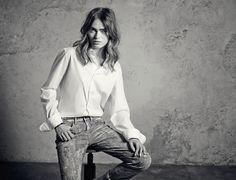 Die Rosner Avantgarde Mode GmbH, Ingolstadt, startet mit einer neuen Kampagne in die Saison Herbst/Winter 2015. Gesicht der neuen Rosner Herbst/Winter Kollektion ist das niederländische Model Sophie Vlaming, fotografiert wurde die neue Kampagne von der Münchner Fotografin Anja Frers.