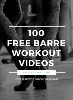 Free Workout Videos