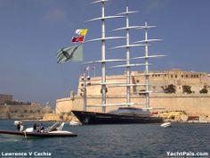 maltese falcon yacht   Maltese Falcon yacht