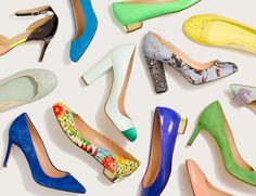 #myshoestory #jcrew 1. shoe lover...