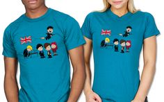 Brit Peanuts tee. Ohmygoodness I love this.