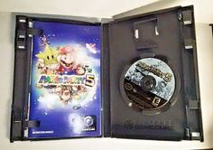 Mario Party 5 (Nintendo GameCube, 2003) Complete With Manual