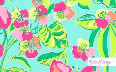 Lilly pulitzer prints