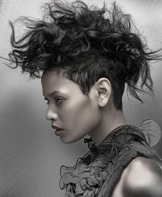 Short Curly Hair Styles | Curly Hairstyles for Girl