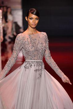 Elie Saab - Haute couture - Automne-hiver 2013-2014