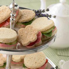 Sandwichitos de Fresa – Perfectos para la primavera. ¡Un favorito familiar!