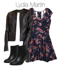 """Lydia Martin - tw / teen wolf"" by shadyannon ❤ liked on Polyvore featuring American Rag Cie and ASOS"