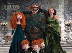 Mérida y su familia.