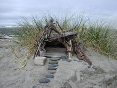 A Mountain Hearth: A Tiny Home Among the Mosses: Building Fairy Houses With Children