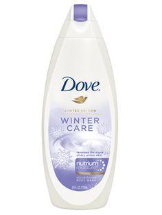 Dove Body Wash, Winter Care