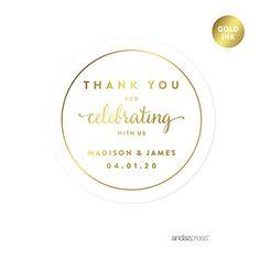 Andaz Press Personalized Round Circle Wedding Favor Gift ... https://smile.amazon.com/dp/B017R7GE26/ref=cm_sw_r_pi_awdb_x_yl-vzbCTVKMV1