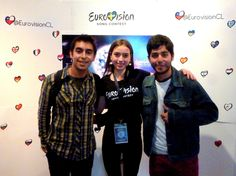 Eurovisión fanfest Stgo 2016. #ESCSTGO2016