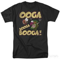 Courage The Cowardly Dog - Ooga Booga Booga T-Shirt at AllPosters.com
