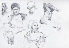 Sketchbook [nudity] *UPDATE 8.5.10* - Page 4