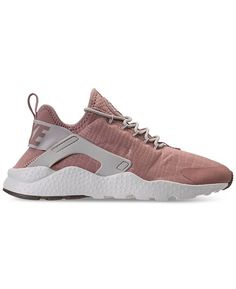 5ed06aa3a915 Nike Women s Air Huarache Run Ultra Running Sneakers from Finish Line    Reviews - Finish Line Athletic Sneakers - Shoes - Macy s