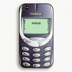 Nokia 3310 iPhone cover :D