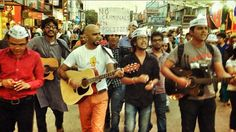 April 10: Raghu Ram @TweetFromRaghu  Today's the day India kicks criminals out! Exciting! Was waiting for this day! #Vote4Jhaadu
