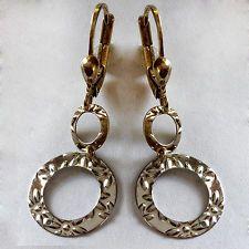Sterling silver dangling earrings Lot 360