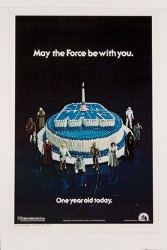 Star Wars: Episode IV- A New Hope1978 poster : Lot 586