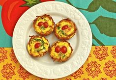 Potato Cup Frittata Recipe