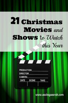 Gathering with friends and family is one of the delights of the holidays. Here are 21 Christmas Movies and Shows to watch this year. Throw in some popcorn and you have a party. Check it out!