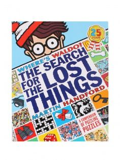 Where's Wally?: The Search for the Lost Things Giá sách giấy Where's Wally?: The Search for the Lost Things: ₫ (Giá thị trường: ₫ - Giảm The Search, Search And Find, Wo Ist Walter, Ou Est Charlie, Wheres Wally, Postcard Book, Word Puzzles, Memory Games, Reading Levels