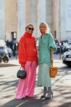 The Best Street Style Of Paris Fashion Week - Paris Fashion Week Source by Jitrenko - Street Style Outfits, Look Street Style, Street Style Trends, Mode Outfits, Fashion Outfits, Stockholm Street Style, Office Outfits, Look Fashion, New Fashion