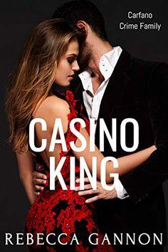 Amazon.com: Casino King: A Dark Mafia Romance (Carfano Crime Family Book 1) eBook: Gannon, Rebecca: Kindle Store Book Club Books, Book 1, Book Series, Mafia, Fake Relationship, Der Gentleman, King Book, Romance And Love, Book Suggestions