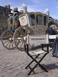 Behind the Scenes, Marie Antoniette (2006). Court Royale