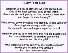 father and daughter secret relationship quotes