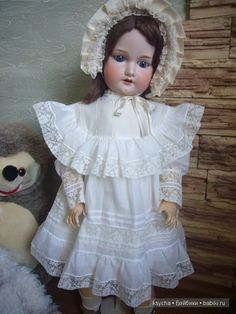Антикварная кукла, Armand Marseille