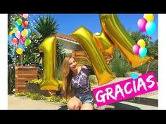 OMG! ♥ ¡1 MILLÓN DE GRACIAS! ♥ ¡LOS AMO! | Katie Angel - YouTube