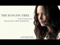 The Hanging Tree - (Piano & String Version) - The Hunger Games: Mockingjay - by Sam Yung - YouTube >> I LOVE THIS I LIVE THIS I CAN'T STOP LOVING THIS