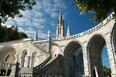 Lourdes , France