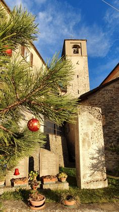 Celebrating Christmas in this beautiful village