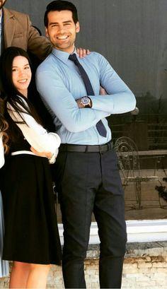 Hazal Subasi & Erkan Meric