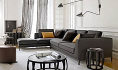 LUCREZIA ''TO SIZE'' | SOFAS | プロダクト | B&B ITALIA modern contemporary furniture : Japan