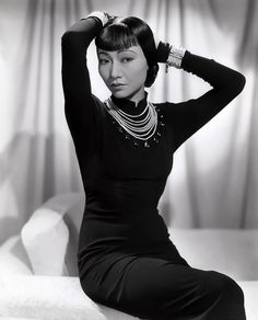 "Anna May Wong: Tired of being both typecast and being passed over for lead Asian character roles in favor of non-Asian actresses, Wong left Hollywood in 1928 for Europe. Interviewed by Doris Mackie for Film Weekly in 1933, Wong complained about her Hollywood roles: ""I was so tired of the parts I had to play."" She commented: ""There seems little for me in Hollywood, because, rather than real Chinese, producers prefer Hungarians, Mexicans, American Indians for Chinese roles."""
