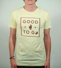 Good To Go Tee | Wellen