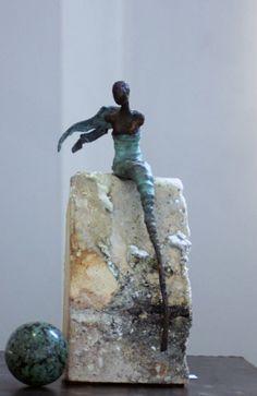 Isis (bronze), Loes Knoben  2013