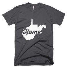 WV Home Short sleeve men's/unisex t-shirt