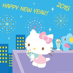 Happy new year!!! Welcome 2015!