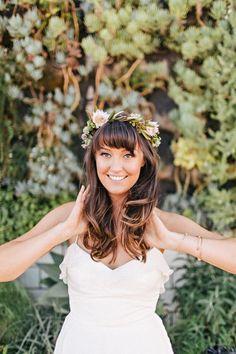 crown #weddingheairstyles