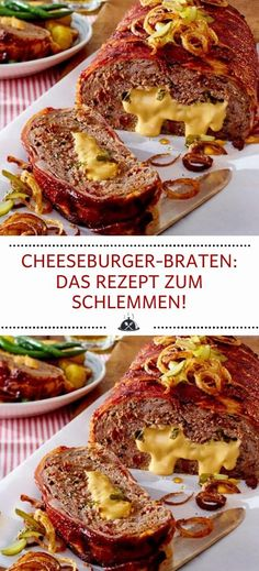Roast cheeseburger: the recipe to feast on! - Roast cheeseburger: the recipe to feast on! Easy Smoothie Recipes, Easy Smoothies, Good Healthy Recipes, Healthy Breakfast Recipes, Healthy Snacks, Snack Recipes, Eating Healthy, Cheese Burger, Mozzarella