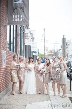 Image: j+j-268 in Jill + Joe's Wedding philadelphia manayunk brewery