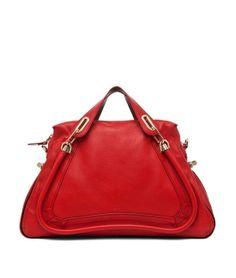 Cloe - lovely red handbag