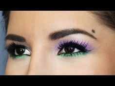 Color Block Eyes inspired by Katy Perry by MissJessicaHarlow