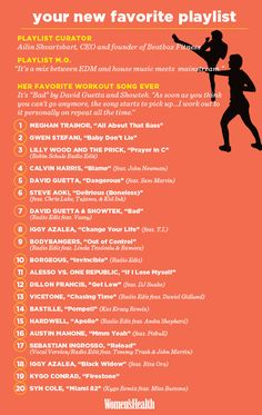 Find out why this particular playlist will help you feel freaking AWESOME. Find out why this particular playlist will help you feel freaking AWESOME. One Song Workouts, Workout Songs, Fun Workouts, Music Mood, Mood Songs, Running Songs, Running Tips, Running Humor, Dance Playlist